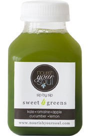 nourish your soul sweet greens mini