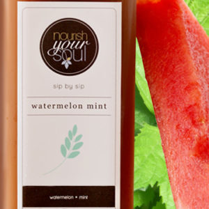 nourish your soul watermelon mint